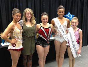 2012 Mid-America Celebration of Twirling